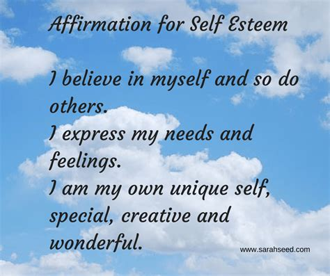 27 Positive Self Affirmations For 11 Aspects Of by The Magic Of Affirmations Self Discovery Coaching With