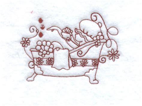 bathroom embroidery designs machine embroidery designs bubble bath bonnets set