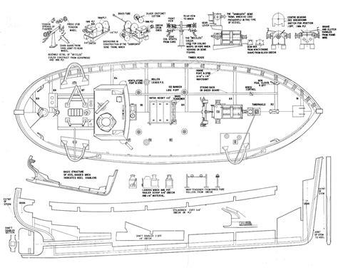 floor plan bot guide fishing boat model plans adam