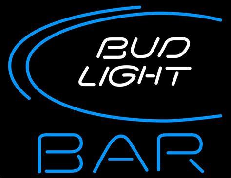 bud light neon light bud light beer bar neon sign neon