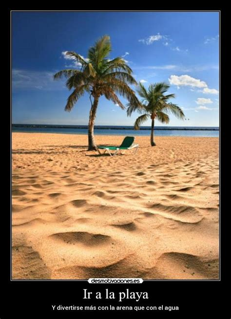 Memes Playa - ir a la playa desmotivaciones