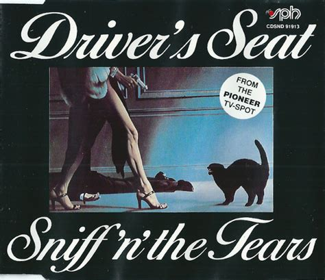 driver s seat sniff n the tears sniff n the tears driver s seat cd at discogs