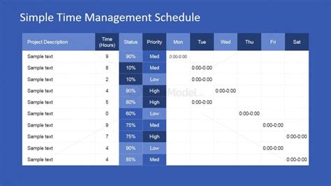 project time management template project time management powerpoint template slidemodel