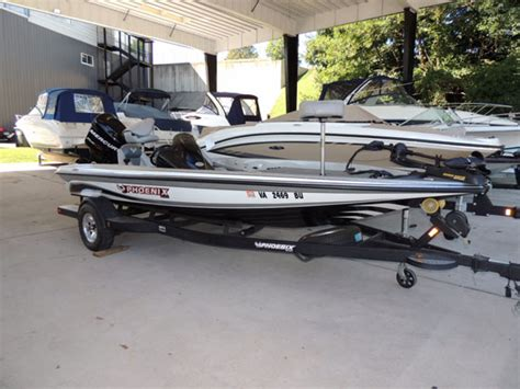 phoenix bass boats for sale in arkansas 18 ft bass boats for sale