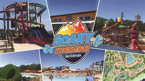 soaky mountain waterpark  announce opening date hometown sevier