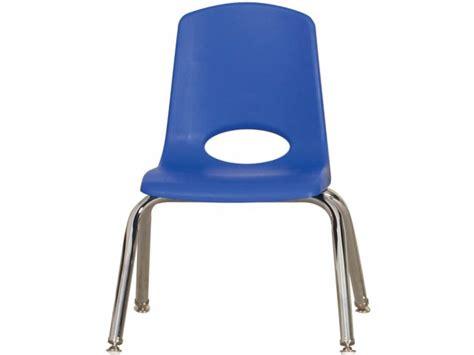 Preschool Chairs Ecr Poly Classroom Chair Chrome Legs 12 H Preschool Chairs