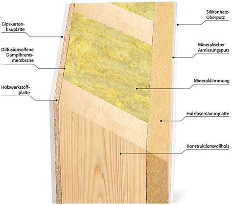 fertighauswand aufbau rensch haus d 228 mmkonzept quot thermo around aktiv