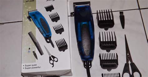 Alat Cukur Rambut Yogyakarta alat cukur rambut elektrik jinghao grosir alkes jogja