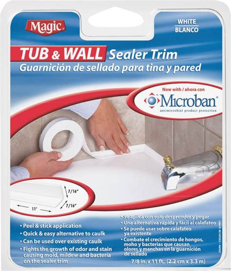 sealing a bathtub magic american mc156t tub and wall bathtub sealer 7 8
