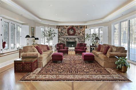 Living Room Setup With Carpet 75 Formal Casual Living Room Designs Furniture