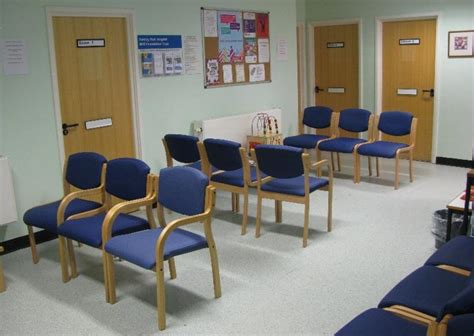 A Hospital Waiting Room audio atmosphere