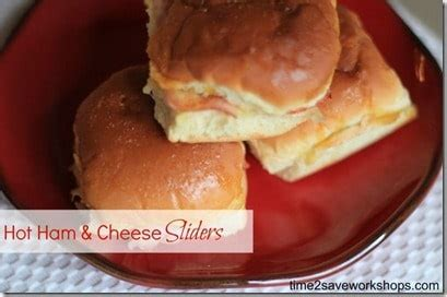 Wich Of The Week Easter Ham Slider by Ham Cheese Sliders Recipe Great For Easter