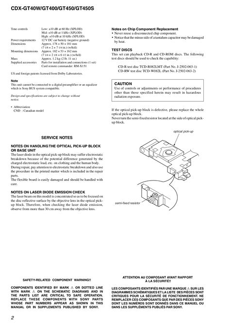 sony cdx l350 wiring diagram sony cdx gt260mp wiring
