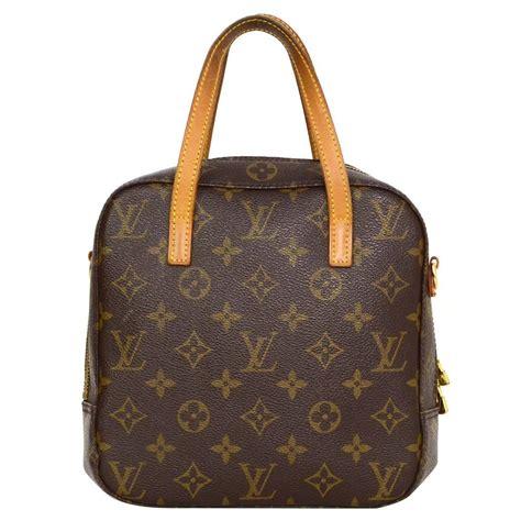 Fashion Monogram V Top Handle Bag 1 louis vuitton spontini monogram bag for sale at 1stdibs
