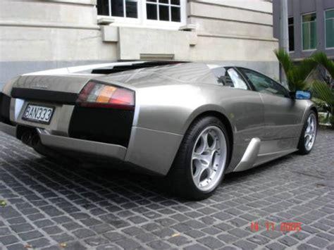 2002 Lamborghini For Sale For Sale Lamborghini Murci 233 Lago 2002 New Zealand