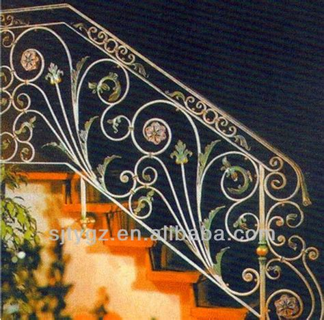 Iron Grill Design For Stairs Sale Wrought Iron Wood Stair Grill Design View Wrought Iron Stair Grill Design Sjty