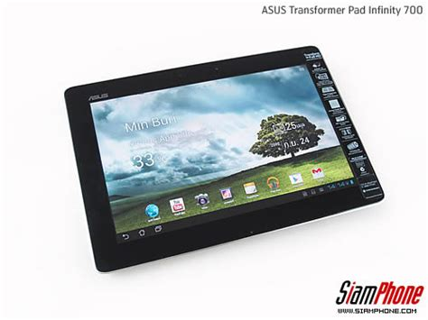Tablet Asus 700 Ribuan sihone ร ว วแท บเล ต asus transformer pad infinity 700 review เอซ ส asus transformer