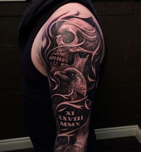 awesome skull tattoos 100 awesome skull designs eagle tattoos