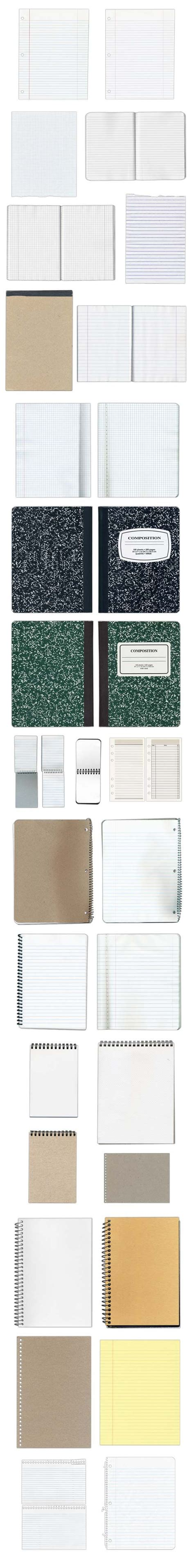 printable mini notebook paper mini office supplies modern mini printables i can
