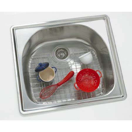 Sink Protector Stainless Steel by Better Houseware Stainless Steel D Shape Sink Protector