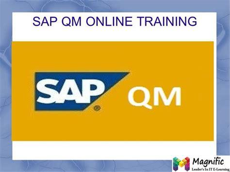 Sap Qm Tutorial Pdf | sap quality management training pdf monsterthepiratebay