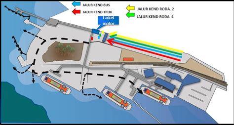 Layout Pelabuhan Merak | besta s blog pelabuhan merak banten