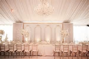 Chandelier Wedding Decor White Lilac Inc Elegant Wedding Reception Design With