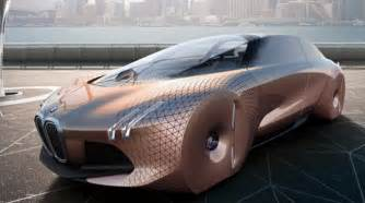 Self Driving Bmw Vision Of The Future Bmw Unveils Quot Self