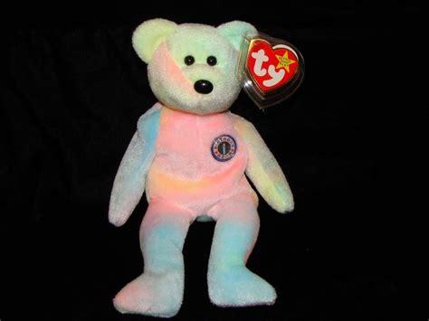 b b bear beanie babies price guide love my beanies