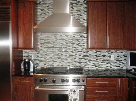 installing backsplash in kitchen easy install kitchen backsplash ideas with oak cabinets