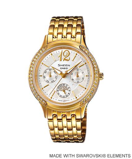Jam Tangan Positif Gold Kopel jam tangan wanita warna gold