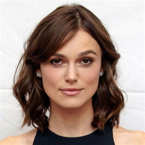 curly shoulder length hairstyles for plus size 1000 ideas about wavy medium hairstyles on pinterest