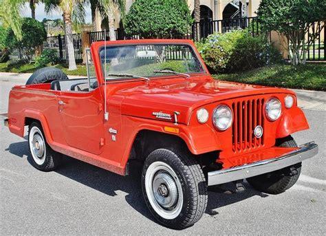 1971 jeep commando 1971 kaiser jeepster commando bring a trailer