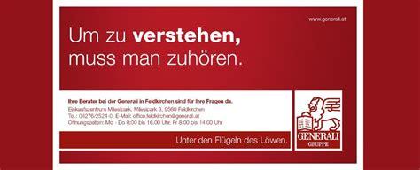 Generali Versicherungen by Generali Versicherung Feldkirchen