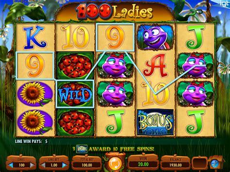 ladies slot machine game  play dbestcasinocom