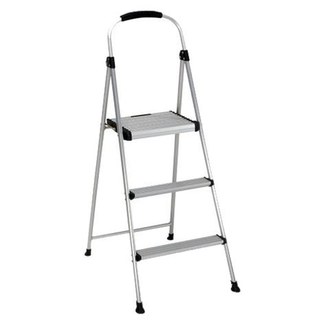 Cosco 3 Step All Aluminum Step Stool cosco 3 step all aluminum step stool target