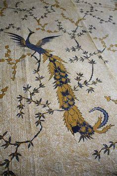 Kain Primis Burung Soft Kain Batik Batik Kain Primis batik pesisir burung