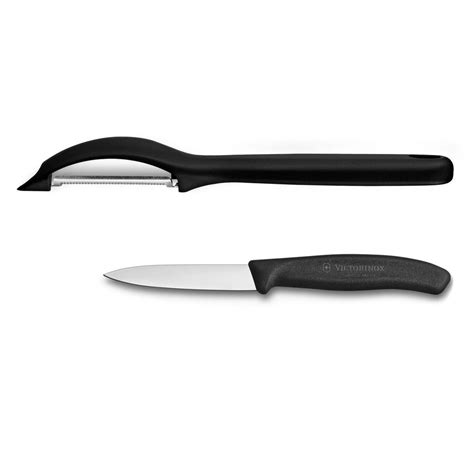 swiss army chef knife swiss army prep chef knives set fixed blade kitchen