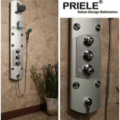 priele bathroom priele italian design bathrooms kitchen bath miami