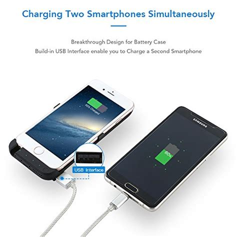 jeswell 5200mah high capacity battery for iphone 6 6s 4 7 import it all