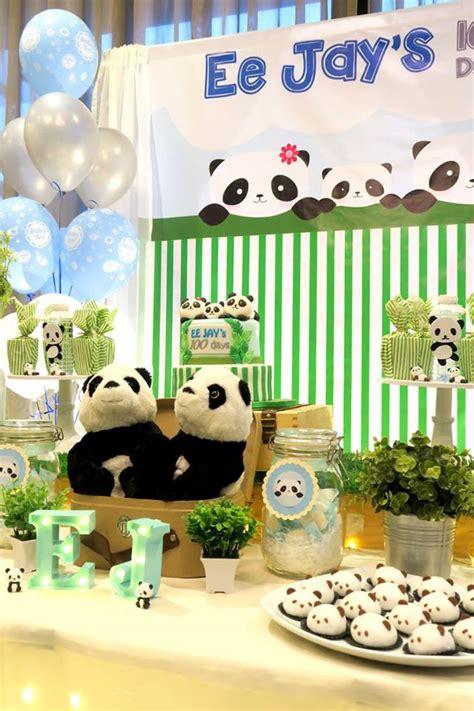 panda themed baby celebration baby shower ideas themes