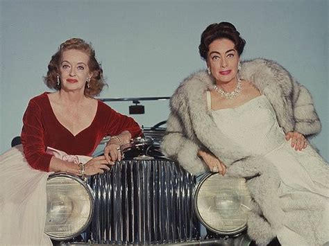 bette davis and joan crawford series are you more like joan crawford or bette davis playbuzz