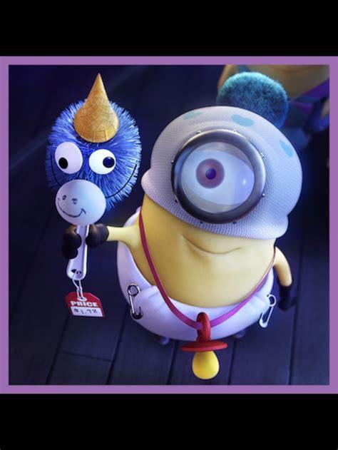 Papoy Minion A minions haha unicorn papoy despicable me