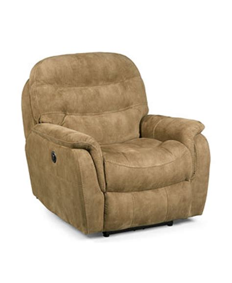 macys furniture recliners rigby fabric power recliner furniture macy s