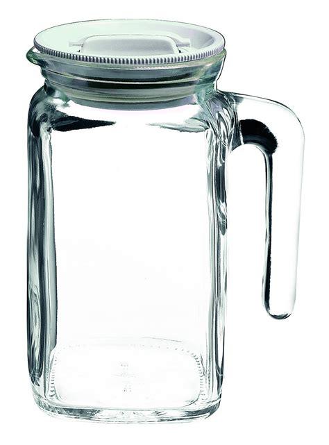bormioli frigoverre jug with hermetic lid 2 liters