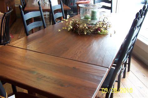 custom our quot signature farm table quot by shenandoah furniture