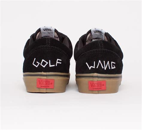 Vans Golf Wang Sol Gum Bnib 1 vans syndicate skool pro quot s quot golf wang black gum consortium