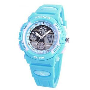 top quality fashion brand pasnew blue rubber