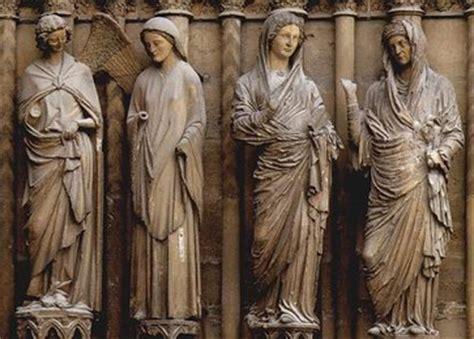 Greek Wall Murals medieval sculpture essential humanities