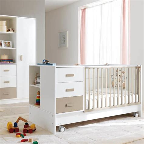 Modern Cribs With Storage Zoom Voyager Contemporary Wooden Baby Cot With Storage
